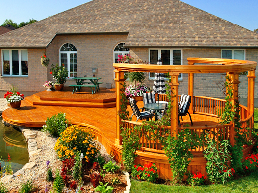 South West Fence And Decks Projects Decks Amp Porches